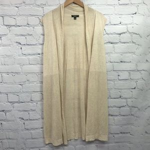 NEW Premise Studio Ladies Cream Coloured Cardigan